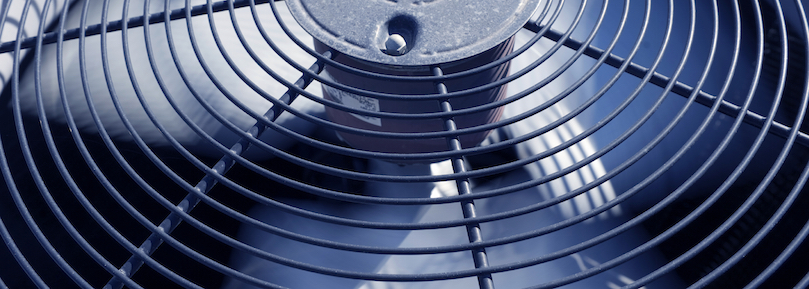 Close up of air conditioner